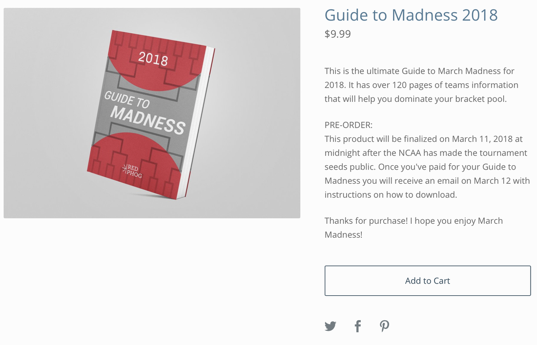 Guide to Madness