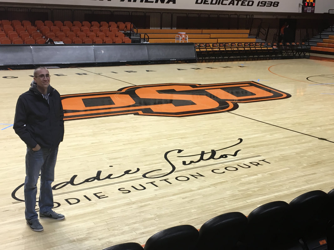 Gallagher-Iba Arena at Oklahoma State University